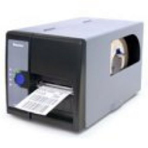Intermec PD41BJ1000002021 Series PD41 Direct Thermal Transfer Commercial Printer, USB, Serial and Ethernet, Euro and US Power Cords, Label Taken Sensor, 203 dpi