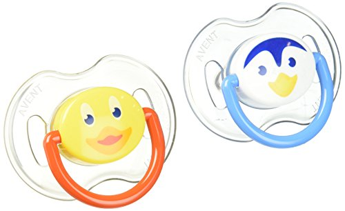 philips-avent-soother-animal-2-piece-blue-yellow-0-6-months