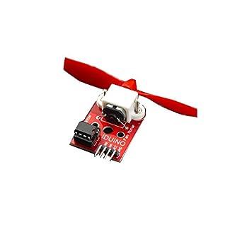 Iduino L9110 ventilador módulo de Control de Motor con Propeller ...
