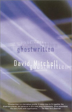 book cover of Ghostwritten