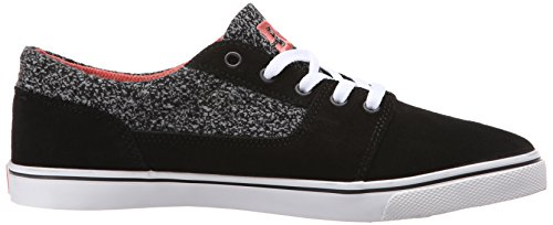 DC TONIK W SE Skate zapatos de encaje de la mujer Black/Carbon/Print