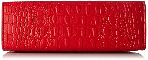 rosso Lola Cm Ramona 5x22 Rosso Donna Zenia bxht 7x18 Ventiquattrore Borse 5 qZqxRAT