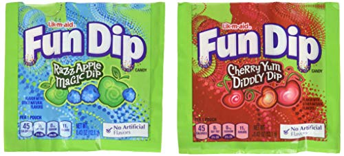(Fun Dip Assorted Flavor Party Pack - 48 Piece Pack, 0.43 oz Packets)