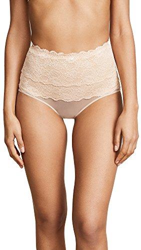 Cosabella Women's NSN Sexy Shaper Bikini Briefs, Blush, Medium (Shaper Blush)