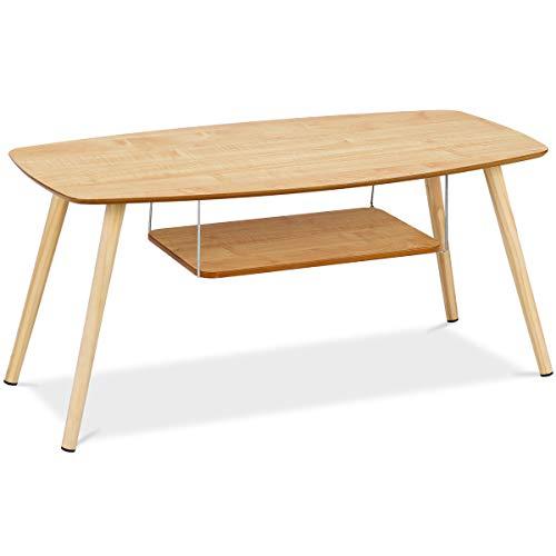 Bois Basse Moderne De Yongtaifeng Table Salon 2 Laquées En 1 Café Design Étagesmodèle Scandinave zGqMjLSpUV