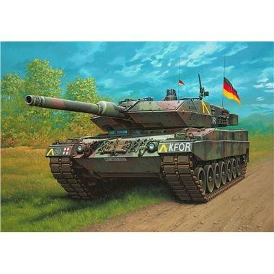 Revell Leopard 2 A5 KFOR Battle Tank 1:35 Scale Military Model Kit