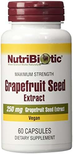 Nutribiotic Gse Capsules Caps, 250 Mg, 60 Count