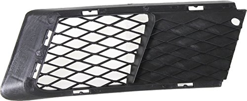 OE Replacement BMW 328//335//M3 Front Passenger Side Bumper Grille Partslink Number BM1036121 Unknown