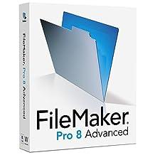 Up Filemaker Pro 8 Advanced     Retail