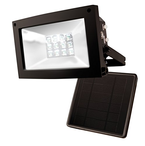 Maxsa Innovations Solar Powered Flood Light