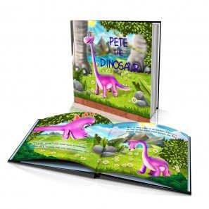 Personalized Story Book by Dinkleboo -
