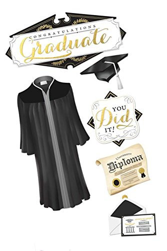 graduation cap craft - 2