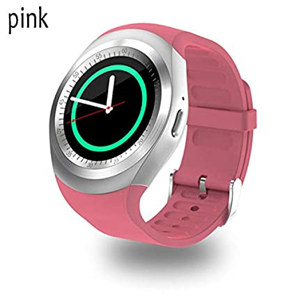 Amazon.com: FidgetFidget Smart Watch Support Nano SIM &TF ...