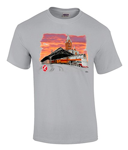 Milwaukee Hiawatha Sunset T-Shirt Adult 2XL [40]