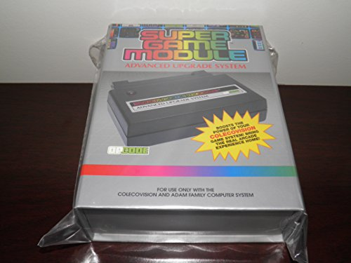 Adam Modules - ColecoVision/ADAM Super Game Module with Ultimate SD Wafer Drive