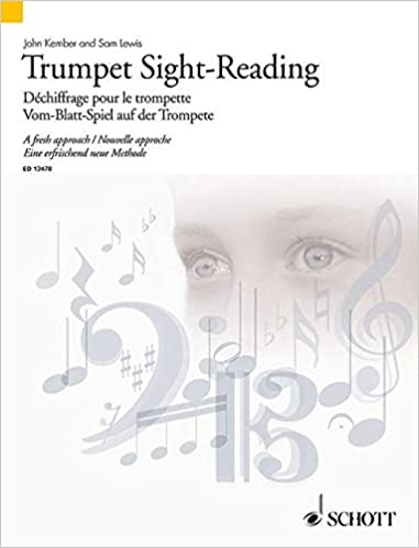 Amazon com: Trumpet Sight-Reading: A Fresh Approach (9781847612748