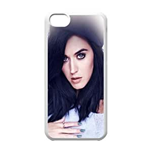 iPhone 5c Cell Phone Case White hf18 katy perry music artist singer OJ630821