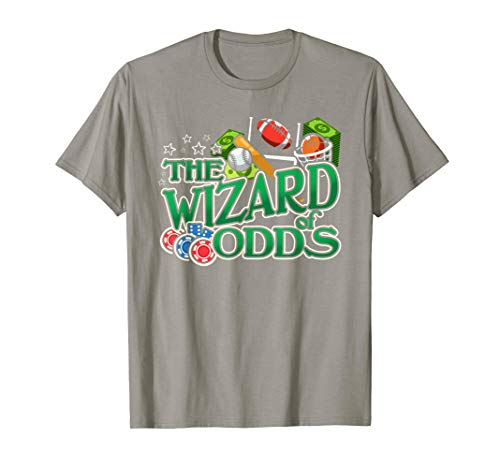 Sports Betting and Fantasy League Winners Tshirts