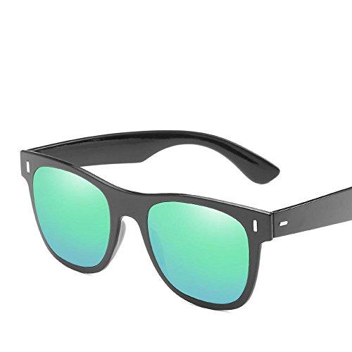 sol retro con equipada HD clásicas moda F dama general Europeas gafas hombre y de gafas gente de Aoligei americanas S sol de marea q60FCHw