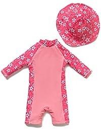 Baby Girl's Swimwear Sunsuits | Amazon.com