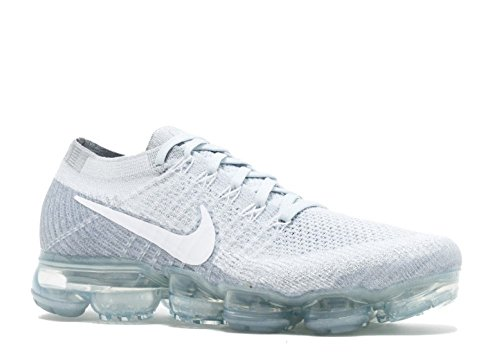 NIKE Women's Air Vapormax Flyknit Running Shoes Pure Platinum/White-cool Grey footlocker cheap price cheap fast delivery buy cheap sneakernews original sale online qmMbku