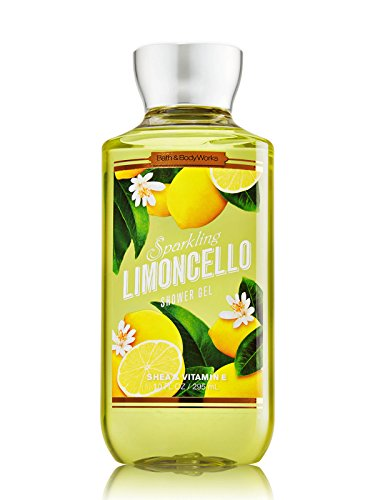 Bath & Body Works, Signature Collection Shower Gel, Sparkling Limoncello, 10 Ounce