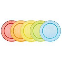 Munchkin 10280 Multi Plate, 5-Pack (Colors May Vary)