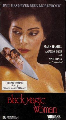 Black Magic Woman [VHS] - Stores Viera
