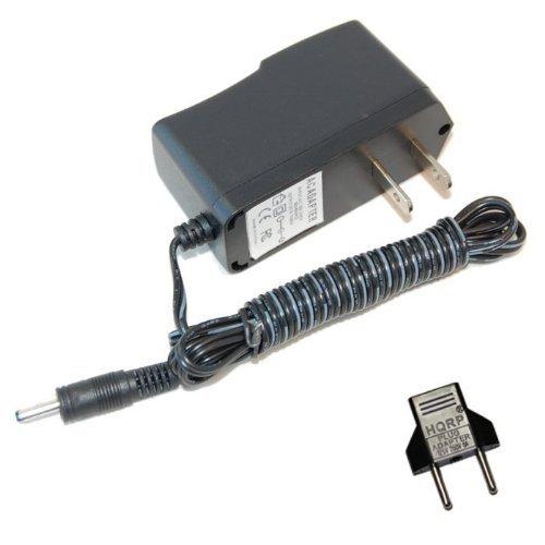 HQRP Adaptateur secteur pour Omron Série 5 / Série 7/10 Série / 10 Série + Bras moniteur de pression sanguine ainsi que HQRP Euro Adaptateur