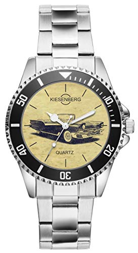 Gift for Ford Fairline Sunliner Convertible Oldtimer Driver Fans Kiesenberg Watch 6441