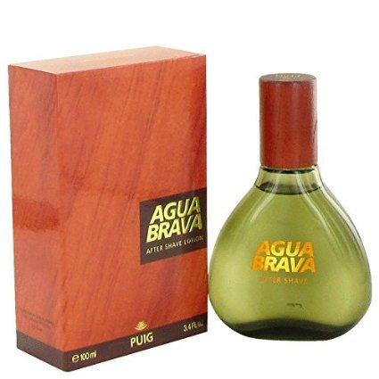 Agua Bava By Aoio Puig Afe Shave 3.4 Oz (pak of 1 Ea)