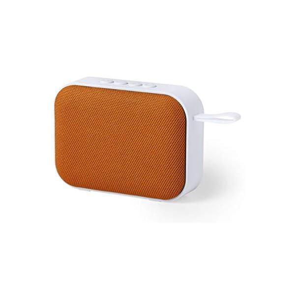 BigBuy Tech 146413 Enceinte Bluetooth 3 W 4