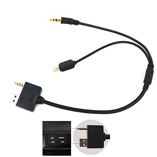 hain-music-interface-cable-lighting-ipod-iphone-ipad-mini-aux-input-cable-usb-35mm-lead-aux-adapter-
