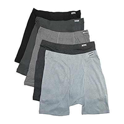Hanes Men's 10-Pack Comfort Soft Boxer Briefs