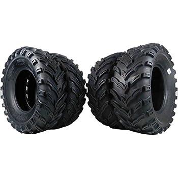 "4 New PR P350 MASSFX MS 26/"" ATV UTV Tires 26x11-12Rear  26x9-12Front Set"