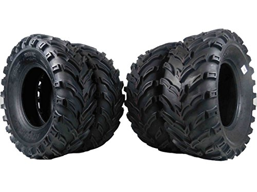 MASSFX MS ATV/UTV Tires 26 x 9-12 Front & 26
