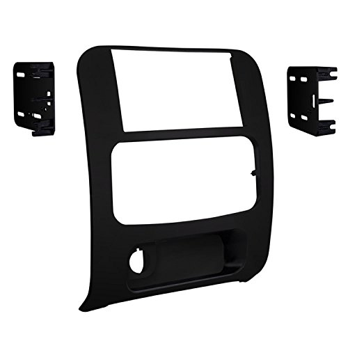 Metra 95-6524B Dash Kit for 2002-2007 Jeep Liberty (Black)