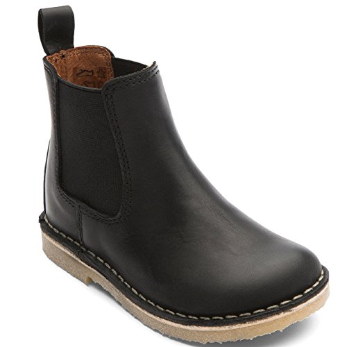 Bundgaard Kids Boot Cajs Black Analine Black