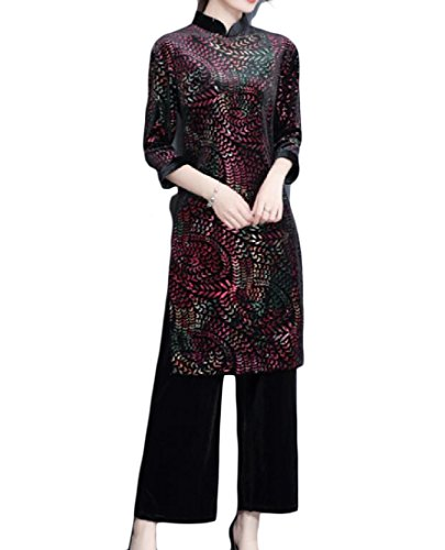Qipao Chinese Suit - 4