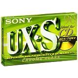 Sony - Audio Cassette, Chrome Super, 90 Minuten