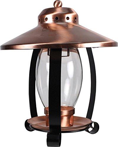 - Woodlink WL31224 Mini-Copper-Finish Lantern Feeder
