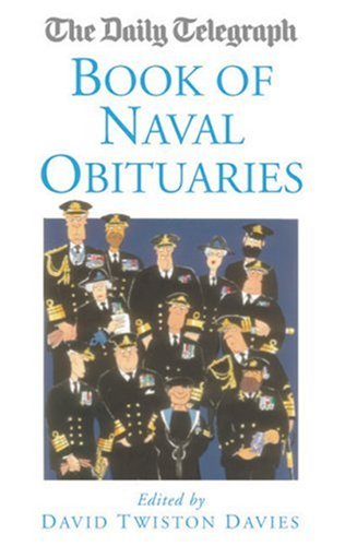 Book of Naval Obituaries (The Daily Telegraph Book of Obituaries)