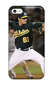 Best oakland athletics MLB Sports & Colleges best iPhone 5/5s cases