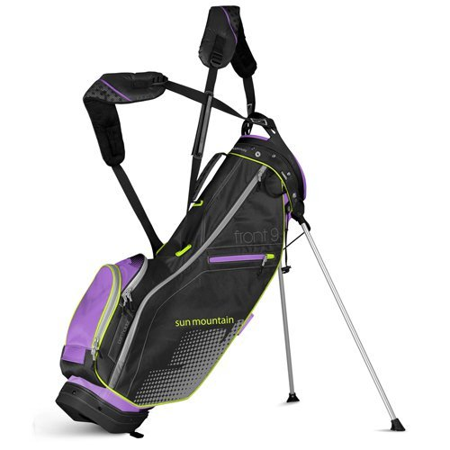 Read About Sun Mountain 2017 Women's Front 9 Stand Golf Bag