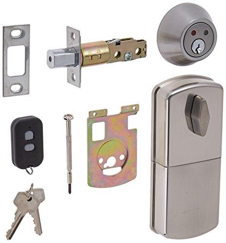 MiLocks WF-02SN Digital Deadbolt Door Lock with Keyless E...