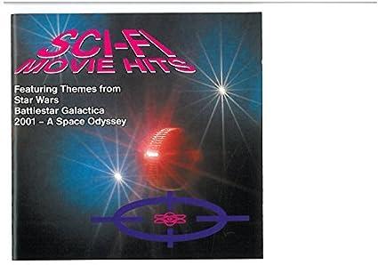 Sci-fi movie hits: Galaxy Sound Orchestra: Amazon ca: Music