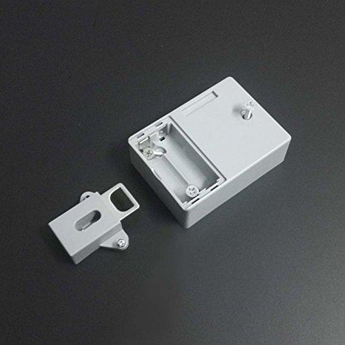 Diconna RFID Electronic Cabinet Lock Hidden DIY Lock Kit Set for Drawer Locker by Diconna (Image #3)