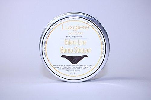 Bikini Line Bump Stopper