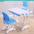 缘诺亿 跨境出口儿童学习桌书桌可升降小孩桌子多功能写字桌椅组合套装 539元