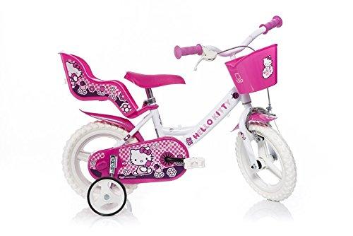 Dino 152 NL2-HK - Bicicletta Hello Kitty, 12 Pollici
